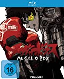 Megalobox - Volume 1 (Limitierte Edition mit Sammelschuber) LTD. [Blu-ray]