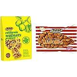 Tulsi Walnut Kernels, 200g and Tulsi Almonds, 500g