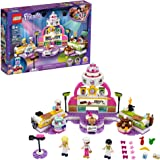 LEGO Friends Baking Competition 41393 Building Kit, Set Kids Baking Kit, Featuring 3 Friends Characters and Toy Cakes, New 20