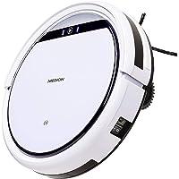 MEDION MD 18500 Saugroboter mit Ladestation (90 Min Laufzeit, Roboterstaubsauger für Hartböden, Teppiche, Fliesen…