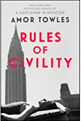 Rules of Civility Kindle Edition
