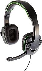 AmazonBasics - Cuffie da gioco per Xbox One e PS4 - Verde