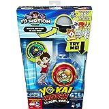 Yo-Kai B7496 - Orologio Modello Zero - 2 medaglie esclusive incluse - Yo-Motion Technology Roleplay Scan Toy