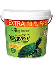 Taiyo Pluss Discovery Turtle Food, 1 kg with Extra 10 Percent