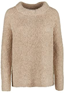 bloom Damen Strickpullover Pullover Relaxed Shaped: Bekleidung