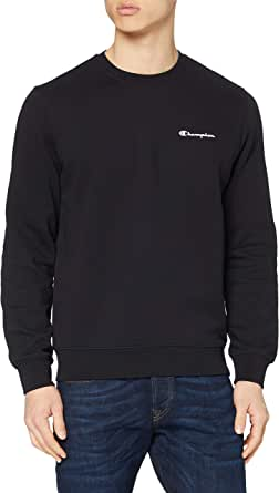 Champion Men's - Classic Small Logo Sweatshirt