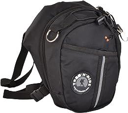 Trek 'N' Ride 201740 Polyester Thigh Bag (Black)