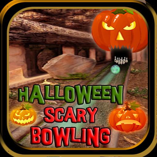 Halloween Scary Bowling (Halloween Kostenlos Hintergründe)