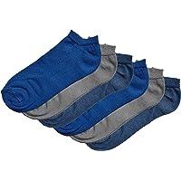 Fontana Calze, 6 paia di calze bimbo in cotone Filo di Scozia elasticizzato modello pariscarpa,POIS…