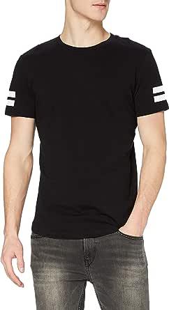 Jack & Jones Men's Jcoboro Tee Ss Crew Neck T-Shirt
