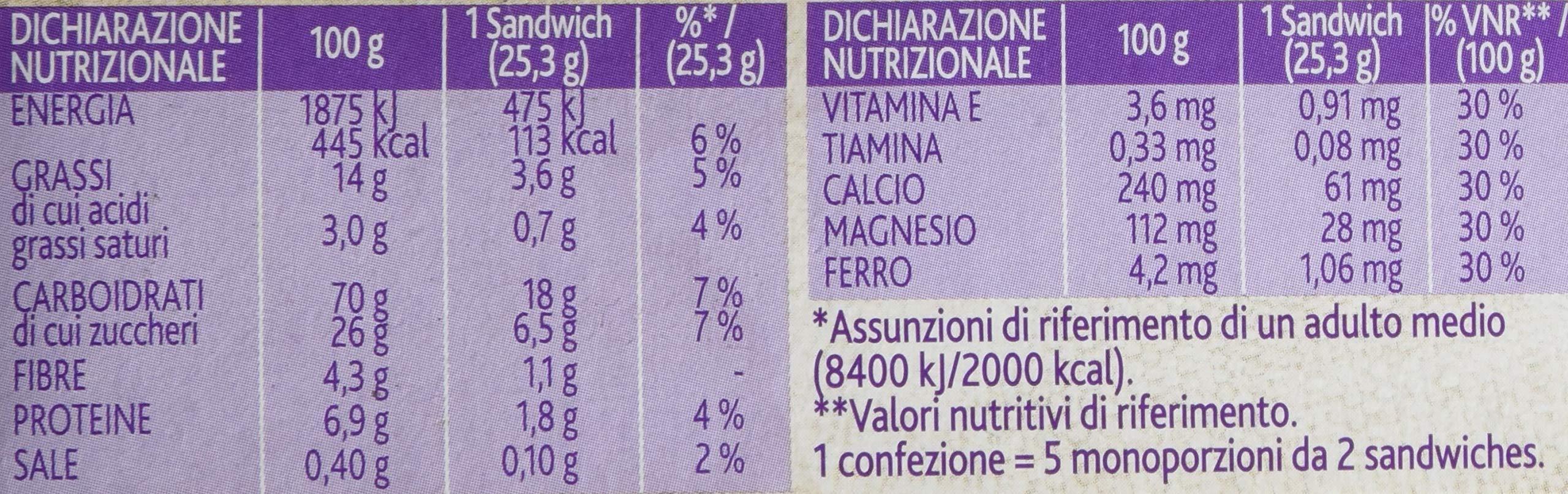 Vitasnella Cereal Yo Frutti Rossi - 253 g 2 spesavip