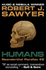 Humans (The Neanderthal Parallax Book 2) Kindle Edition