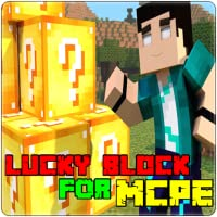 Mod Lucky Block for MCPE