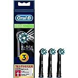 Oral-B CrossAction Black Edition Aufsteckbürsten, Borsten im 16-Grad Winkel für eine überlegene Reinigung, 3 Stück…