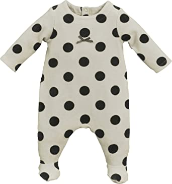 018792d32335c Berlingot Baby Boys DORS BIEN VEL RASE Polka Dot Pyjama Set  Amazon ...