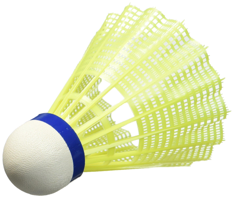 Wilson Dropshot Nylon Jupe Badminton Liège Naturel volants-Tube de 6