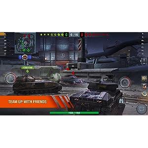 Welt der Panzer und 25 Matchmaking-Mitglieder