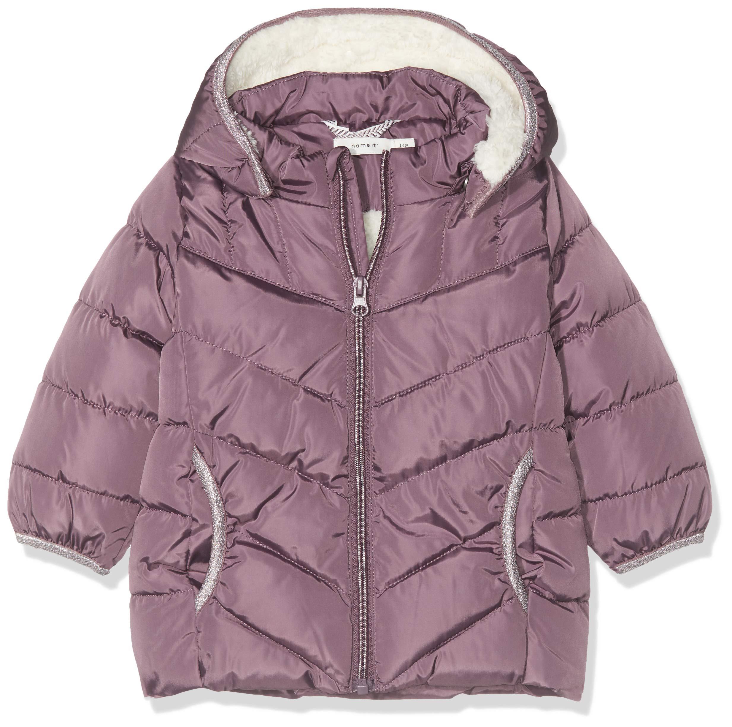 NAME IT Nbfmus Puffer Jacket Camp Chaqueta para Bebés 1