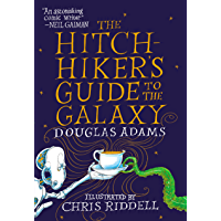 The Hitchhiker's Guide to the Galaxy: The Illustrated Edition (English Edition)