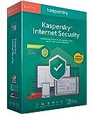 Kaspersky Internet Security 2020 Standard | Limitiert: + Android-Schutz | 1 Gerät | 1 Jahr | Windows/Mac/Android | Aktivierungscode in Standardverpackung