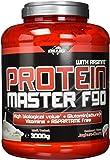 BWG Protein Master F90, Eiweißshake, Muscle Line, Deluxe Proteinshake Joghurt-Cherry, Dose mit Dosierlöffel, 3000 g
