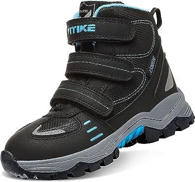 Scarpe da Escursionismo Stivali da Neve Scarpe da Trekking Calzature da Escursionismo Unisex – Bambino