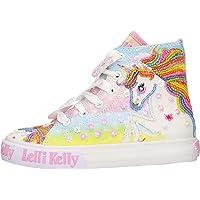 Lelli Kelly Bambina LK9099 Fantasia Bianco Multicolor