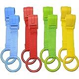 Famidals Anelli Box Bambini Maniglie Accessori Multifunzione Per Culla Lettino Bimbo Viaggio Campeggio Gioco Palestrina Eleva