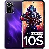 Redmi Note 10S (Cosmic Purple, 6GB RAM, 64 GB Storage) - Super Amoled Display | 64 MP Quad Camera | Alexa Built in
