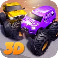 Monster Truck Machine Racing