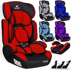 Kidiz Autokindersitz Autositz Kinderautositz 9-36 kg Gruppe 1+2+3 Kindersitz