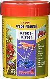 sera 00556 crabs natural 100 ml - Speziell für die Bedürfnisse von Krebsen entwickelt