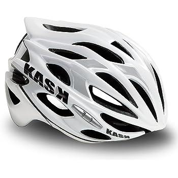 Kask Mojito - Casco de ciclista blanco blanco Talla:48-58cm