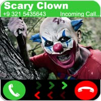 Call from IT Killer Clown