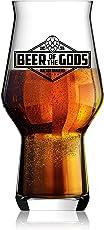 Wacken Brauerei - Bierglas - Beer of the Gods, Craftmaster One - Craftbeer-Glas