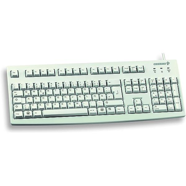 Cherry G83 6000 Lunde Usb Tastatur Computer Zubehör