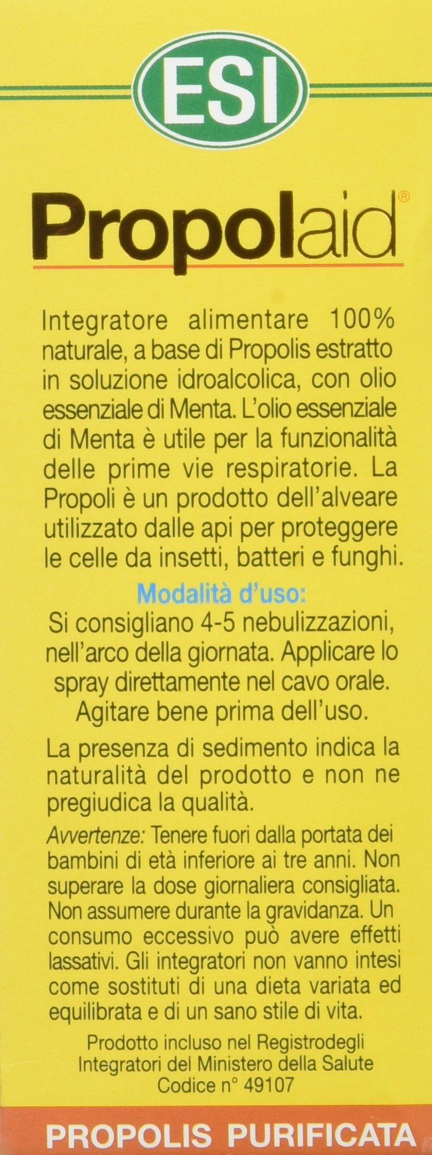 Propolgola Spray Forte - 20 ml 4 spesavip