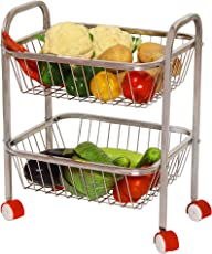 Parasnath Square Vegetable and Fruit Trolley
