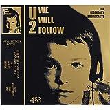 U2 - WE WILL FOLLOW: THE LEGENDARY BROADCASTS 4 CD SET