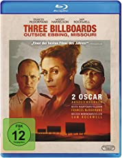 Three Billboards Outside Ebbing, Missouri [Blu-ray]