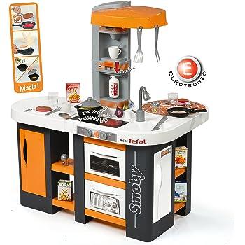 Smoby 311002 Tefal Cuisine Studio Xl Amazon Fr Jeux Et Jouets