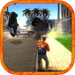 Grand Theft : Crime Miami 3D