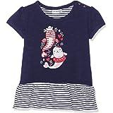 Salt /& Pepper B T-Shirt Wild Stripe Love B/éb/é Fille