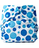Bumberry Reusable Diaper Cover Without Insert (Blue)
