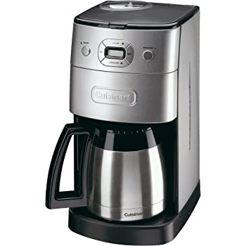Cuisinart DGB650BCU Grind and Brew Automatic Filter Coffee ...