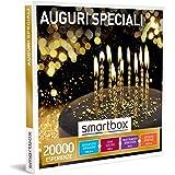 Smartbox - Auguri Speciali - Cofanetto Regalo per Uomo o Donna, Un Soggiorno o Una Cena o Una Pausa Benessere o Sportiva da 1