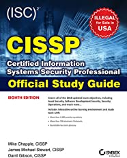 (ISC) 2 CISSP Certified Information Systems Security Professional Official Study Guide