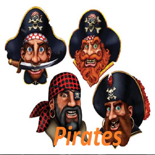 Pirates (Boot Themen Kostüme)