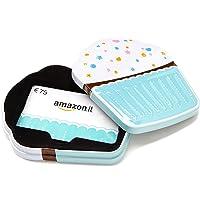 Buono Regalo Amazon.it in un cofanetto Cupcake