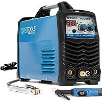 IPOTOOLS TIG-200R WIG Schweißgerät DC - TIG WIG Schweissgerät 200 Amper Volldigitales Inverter Schweißgerät mit Digitale…